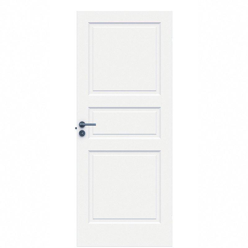 Indvendig dør fra Swedoor, Compact 03, Hvid