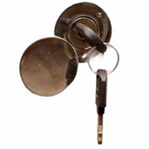 Udvendig frikobling m. nøgle