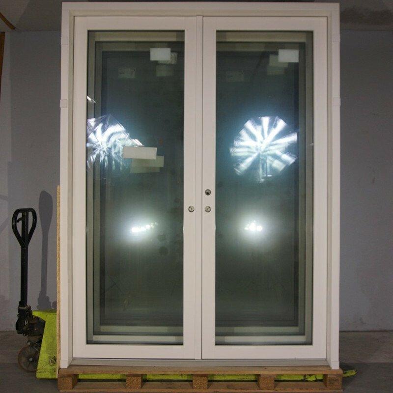 Dobbelt facadedør 178x234 cm