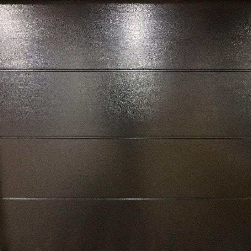 Ledhejseport fra ProDoor, Trendline, Flat, Træstruktur, portautomatik