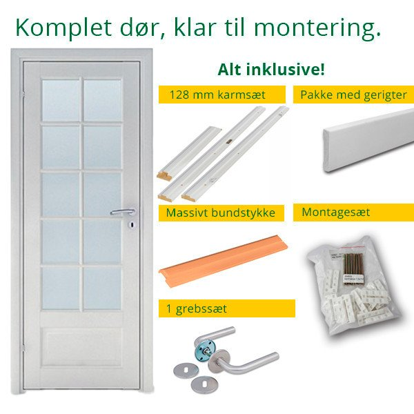 M7X21 Norge Pakke