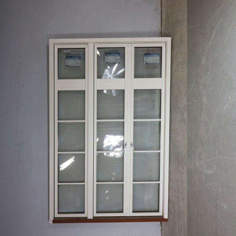 3-fløjet terrassedør 161x243 cm
