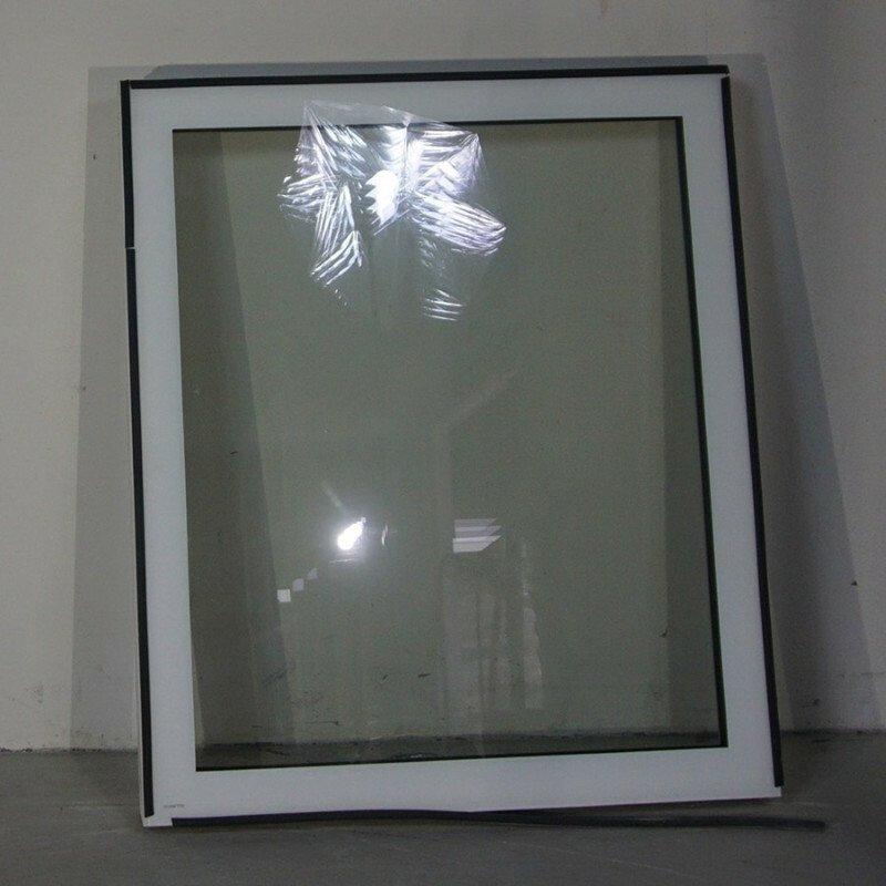 Topstyret vindue (træ/glas)