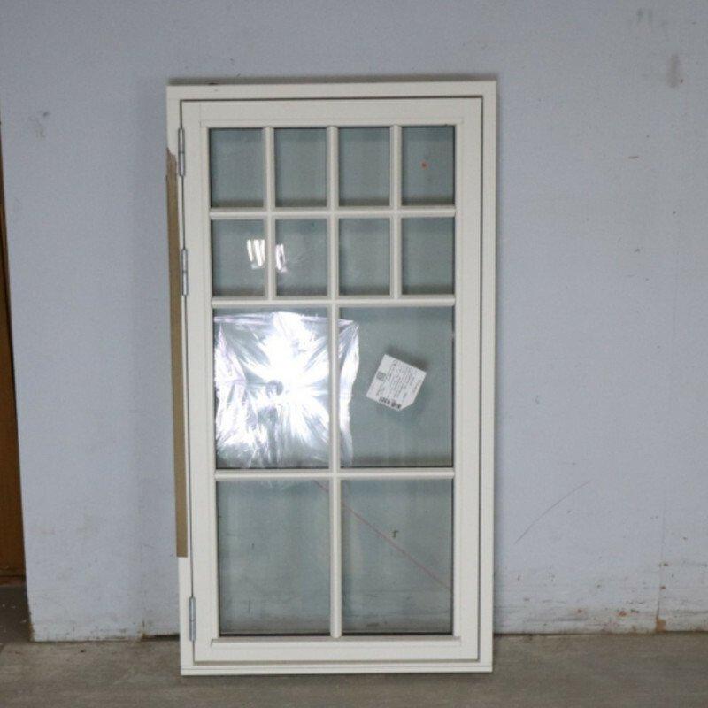 Sidehængt vindue 69,5 x 128