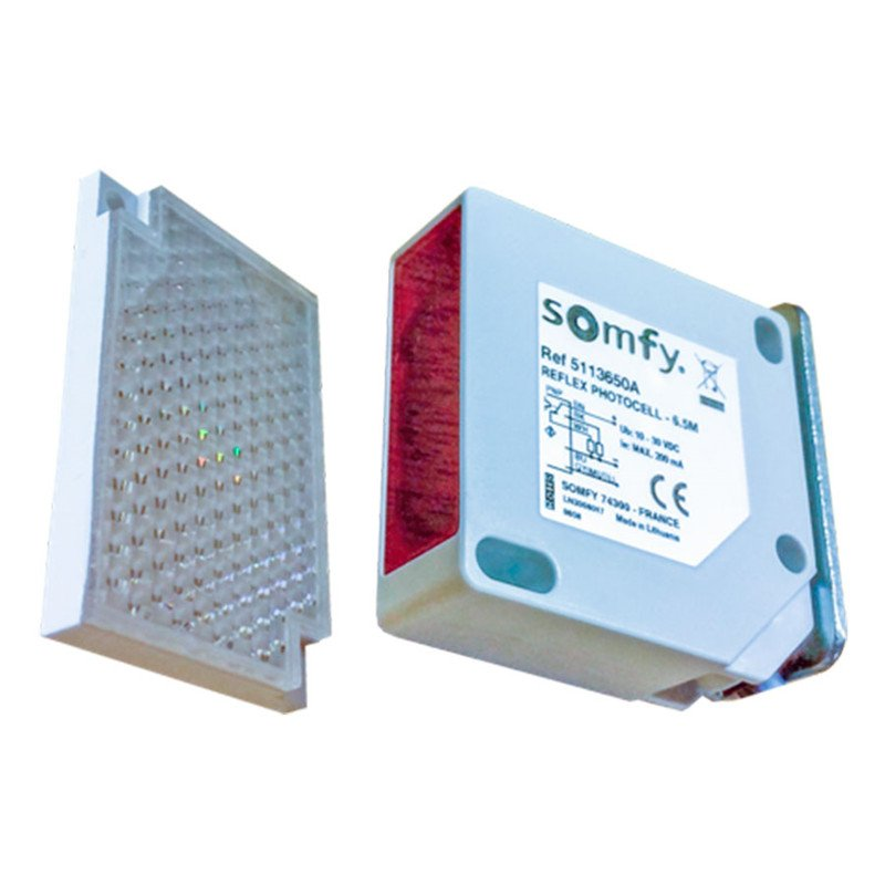 Somfy Reflex fotocelle