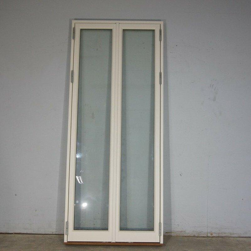 Dobbelt Terrassedør VU 96,5x231 cm