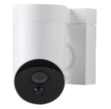 Somfy udendørs kamera hvid