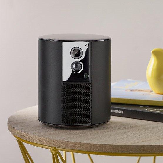 Somfy One Sikkerhedskamera til dit Smart Hjem