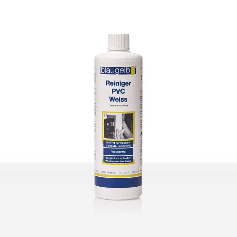 Rengøring og venligehold af PVC fra Blaugelb